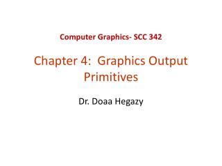 Dr. Doaa Hegazy
