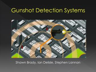 Gunshot Detection Systems