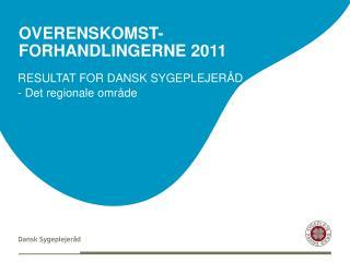 Overenskomst-forhandlingerne 2011
