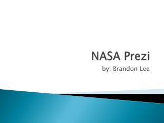 NASA  Prezi