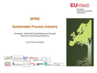 SPIRE: Sustainable Process Industry