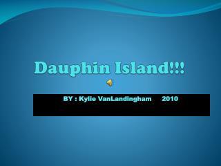 Dauphin Island!!!