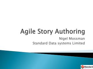 Agile Story Authoring