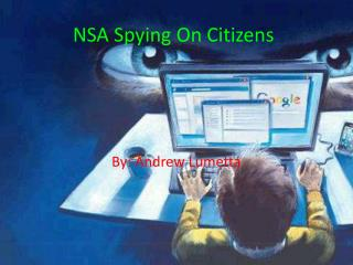 NSA Spying On Citizens