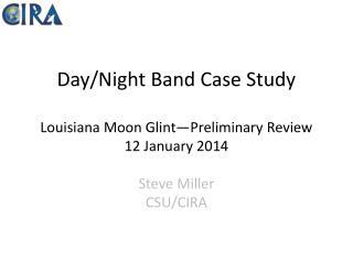 Moon Glint Angle