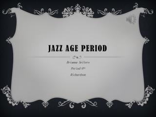Jazz Age Period