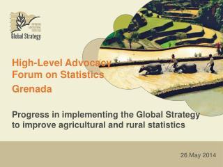 High-Level Advocacy Forum on Statistics Grenada