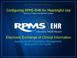 Electronic Exchange of Clinical Information
