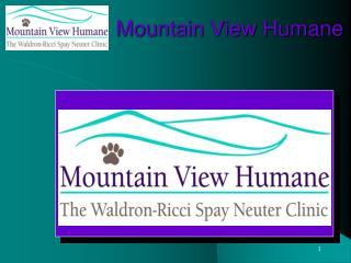 Mountain View Humane