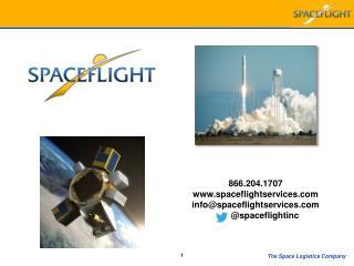 Spaceflight Overview
