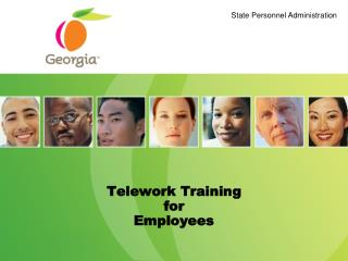 Telework Training  for Employees