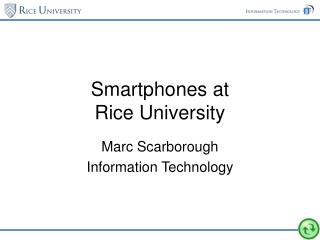 Smartphones at