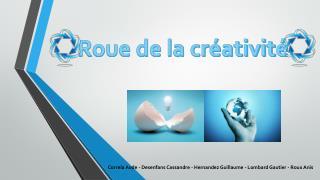 Roue de la créativité
