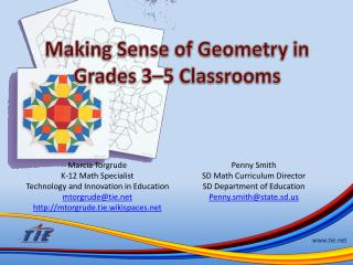 Making Sense of Geometry in Grades 3–5 Classrooms