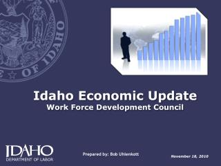 Idaho Economic Update           Work Force Development Council