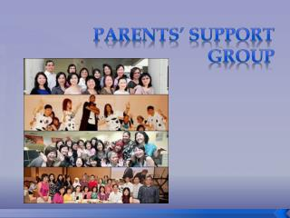 Parents� Support Group