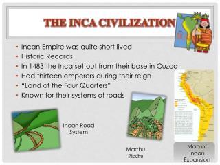 THE INCA CIVILIZATION