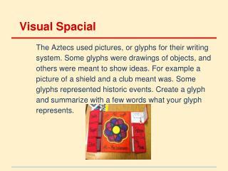 Visual Spacial