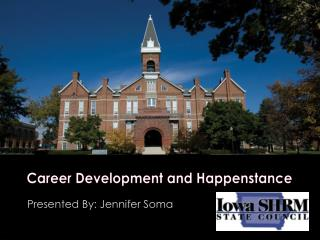 Career Development and Happenstance