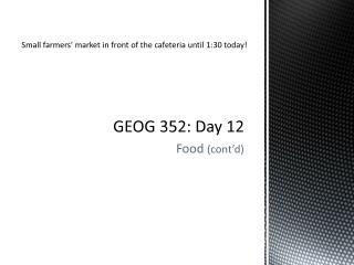 GEOG 352: Day 12