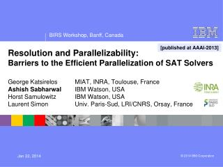 [published at AAAI-2013]