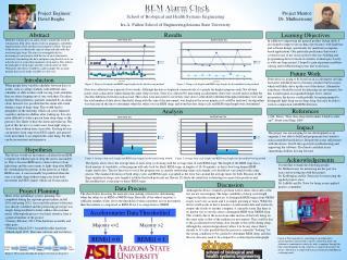 REM Alarm Clock