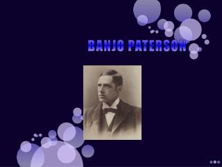 BANJO PATERSON