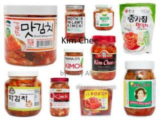 Kim  Chee