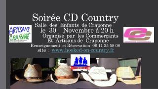 Soir%C3%A9e CD country 30 NOVEMBRE 2013 CRAPONNE OK