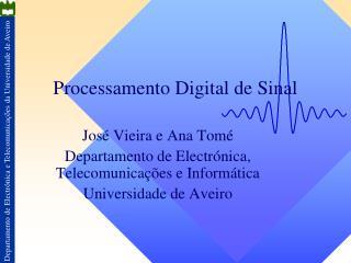 Processamento Digital de Sinal