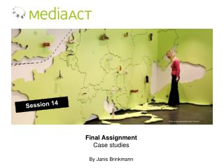 Final Assignment Case  studies By Janis Brinkmann