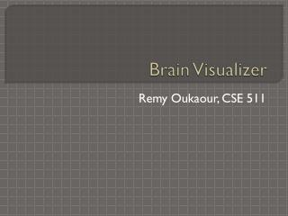 Brain Visualizer