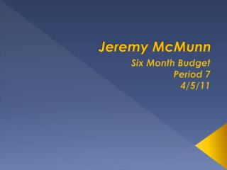 Jeremy McMunn