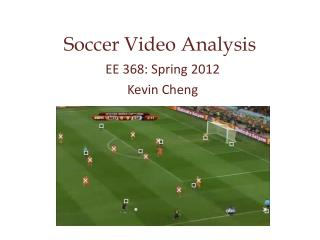 Soccer Video Analysis