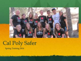 Cal Poly Safer