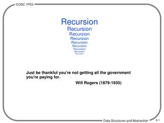 Recursion Recursion Recursion Recursion Recursion Recursion Recursion Recursion Recursion