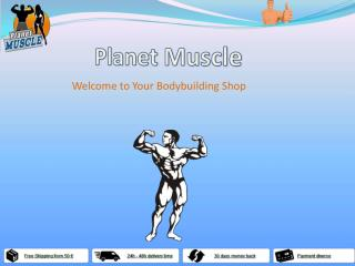 Whey Protein - Planet Muscle