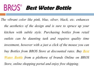 Top Trending Shopping for Water Bottles