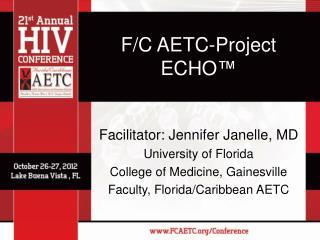 F/C AETC-Project ECHO ™