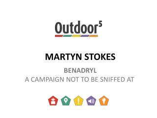 Martyn stokes