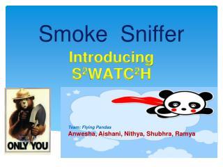 Smoke  Sniffer