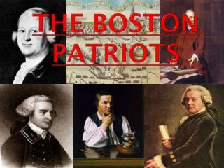 The Boston  Patriots