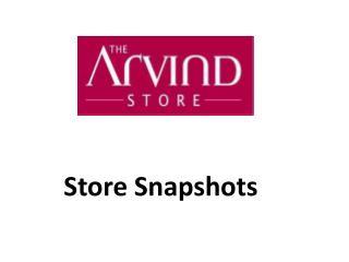 Store Snapshots