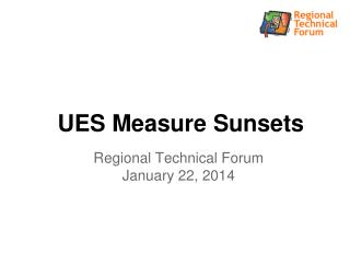UES Measure Sunsets