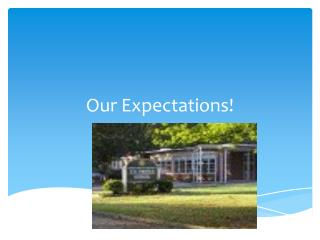 Our Expectations!