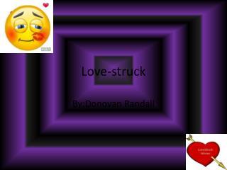 Love-struck