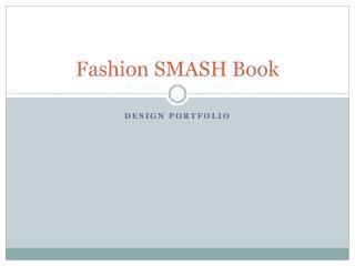 Fashion SMASH Book