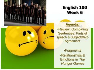 English 100 Week 6