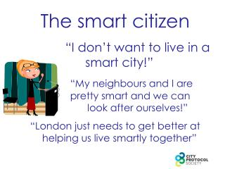The smart citizen