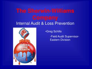The Sherwin-Williams Company Internal Audit  Loss Prevention
